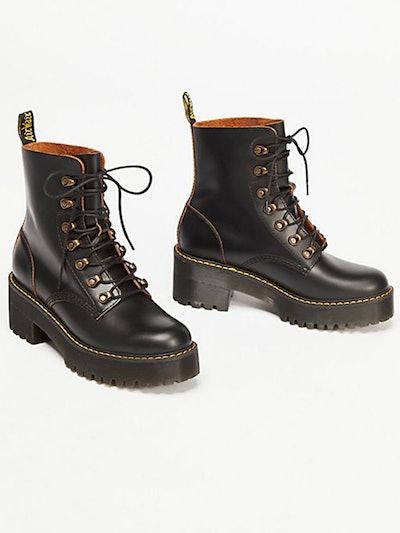 Leona Platform Ankle Boot