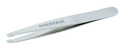 Tweezerman Stainless Steel Slant Tweezer