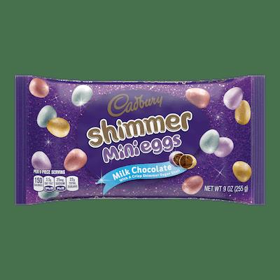 Cadbury Shimmer Mini Eggs, 9 Oz.