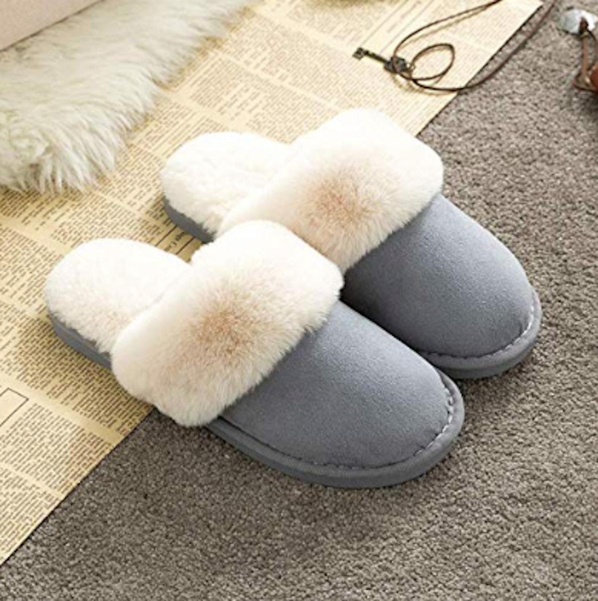 Donppa Memory Foam Slippers