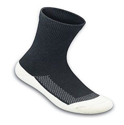 Orthofeet Padded Sole Bamboo Socks (3 Pairs)