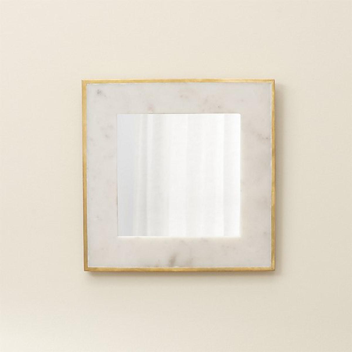 Blanche Square Wall Mirror