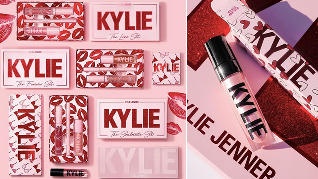 When Does Kylie Cosmetics' Valentine's Day Collection 2019