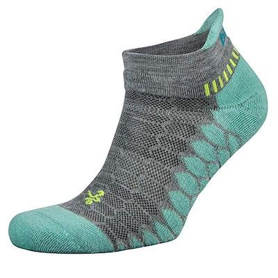 Balega Silver Antimicrobial No-Show Running Socks