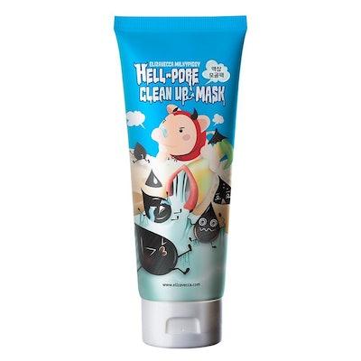 Elizavecca milkypiggy Hell-Pore Clean Up Nose Mask