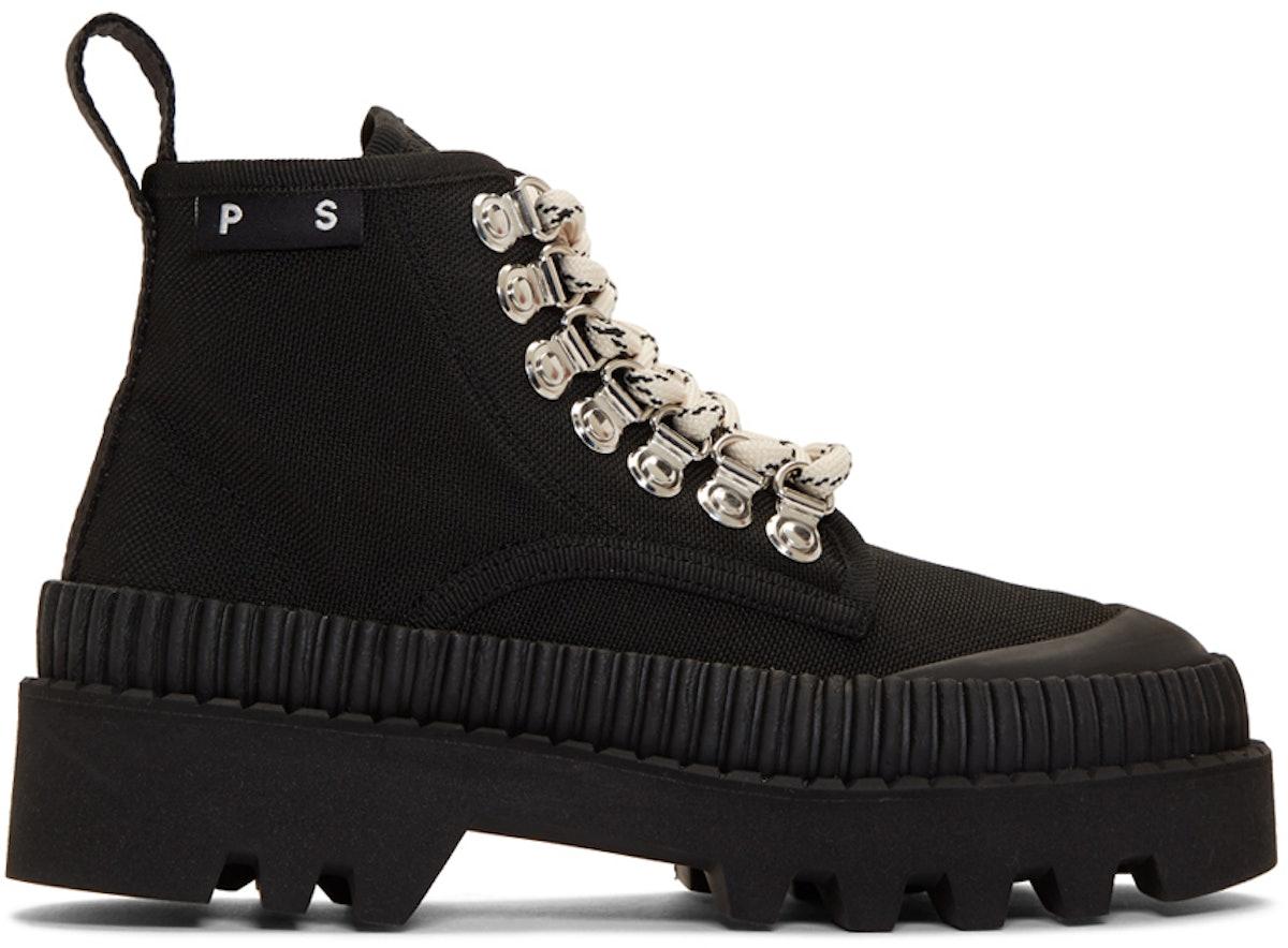 Lug Sold Boots