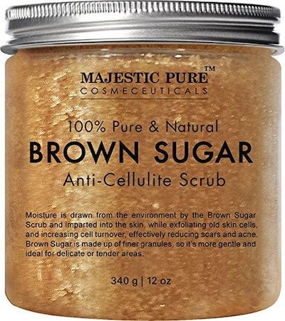 Majestic Pure Brown Sugar Scrub