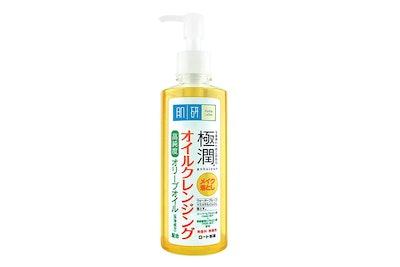ROHTO Hadalabo Gokujun Cleansing Oil