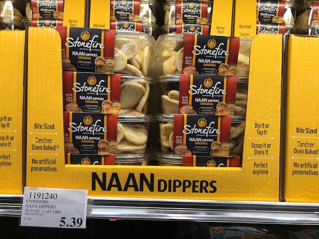 naan dippers