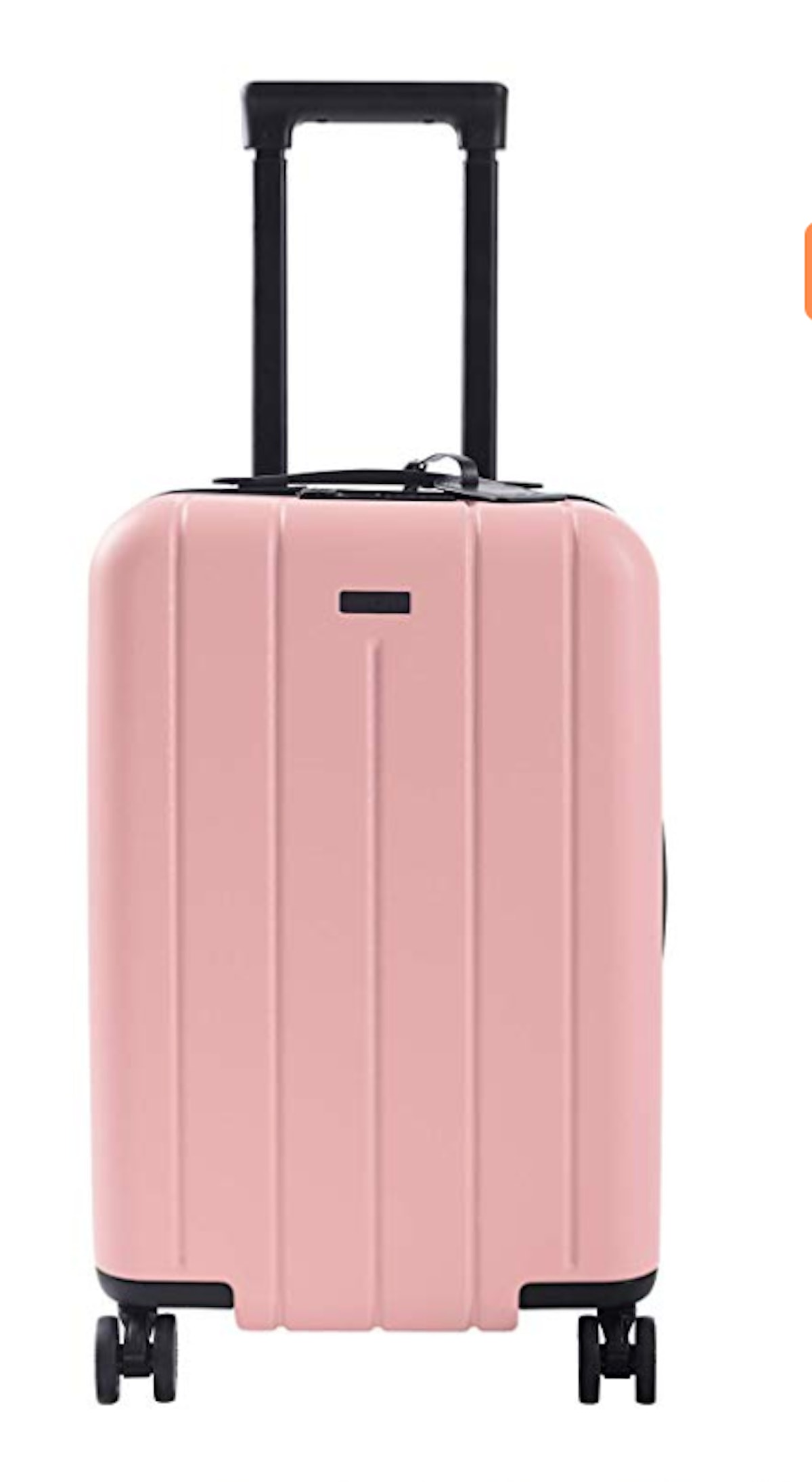"""CHESTER Carry-On Luggage/22"""" Lightweight Polycarbonate Hardshell/Spinner/TSA Approved/Cabin Size"""