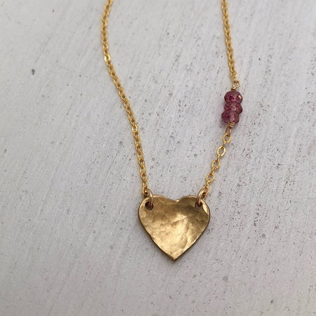 Tiny Hammered Heart