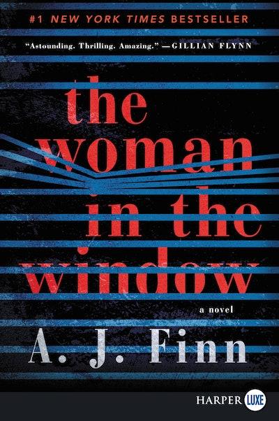 'The Woman in the Window' by AJ Finn