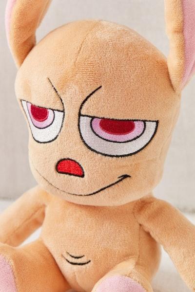 NIckelodeon Stuffed Characcter Plushie— Ren