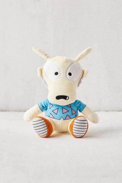 Nickelodeon Stuffed Character Plushie— Rocko