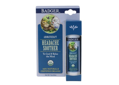 Badger Headache Soother