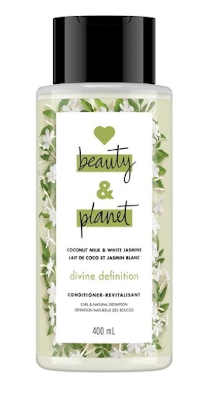 Coconut Milk and White Jasmine Divine Definition Hair Conditioner