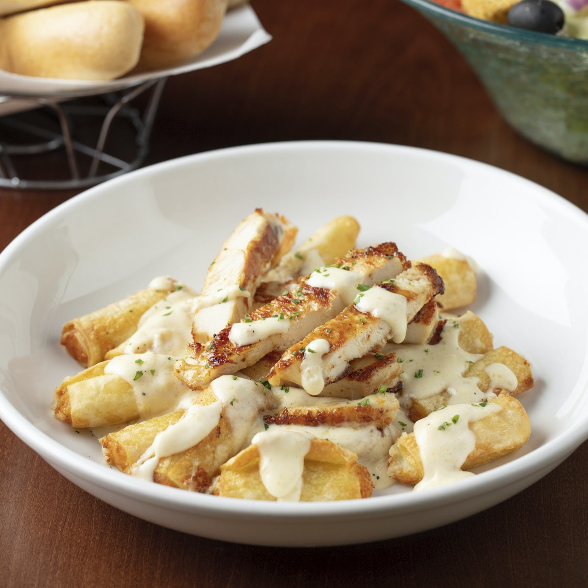 Olive Garden Has Never Ending Stuffed Pastas In 4 Flavors That Will Make You Drool