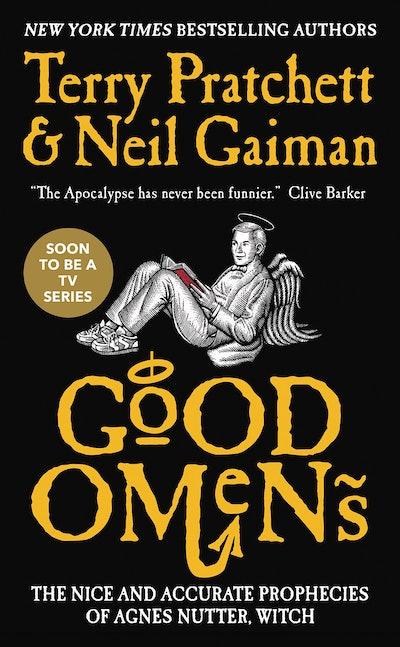 'Good Omens' by Terry Prarchett & Neil Gaiman