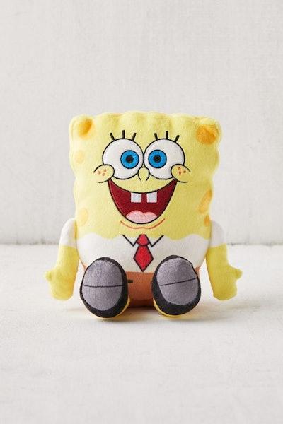 Nickelodeon Character Stuffed Plushie—SpongeBob