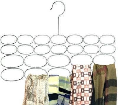 Neat-O Durable Steel Scarf Hanger (Pack of 2)