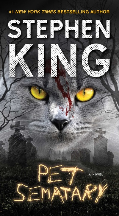 'Pet Sematary' by Stephen King