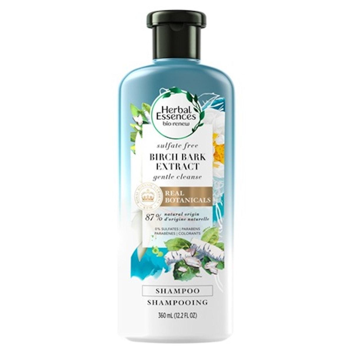 Birch Bark Extract Sulfate-Free Shampoo