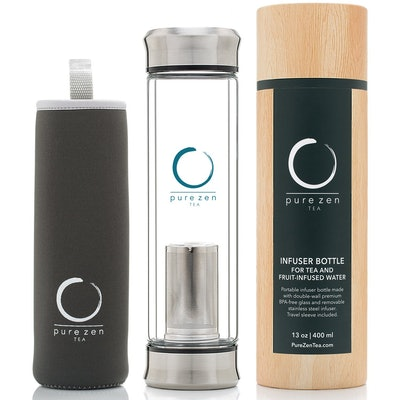 Pure Zen Tea Infuser Tumbler
