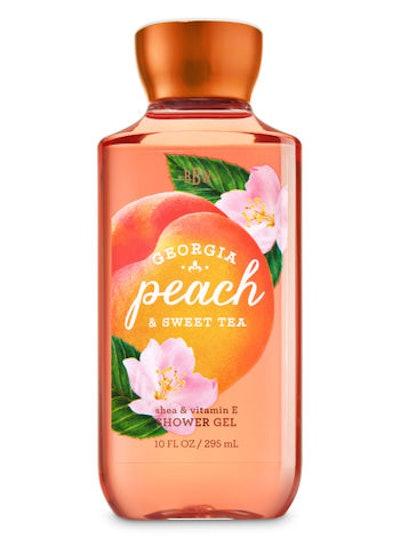 Georgia Peach Sweet Tea Shower Gel