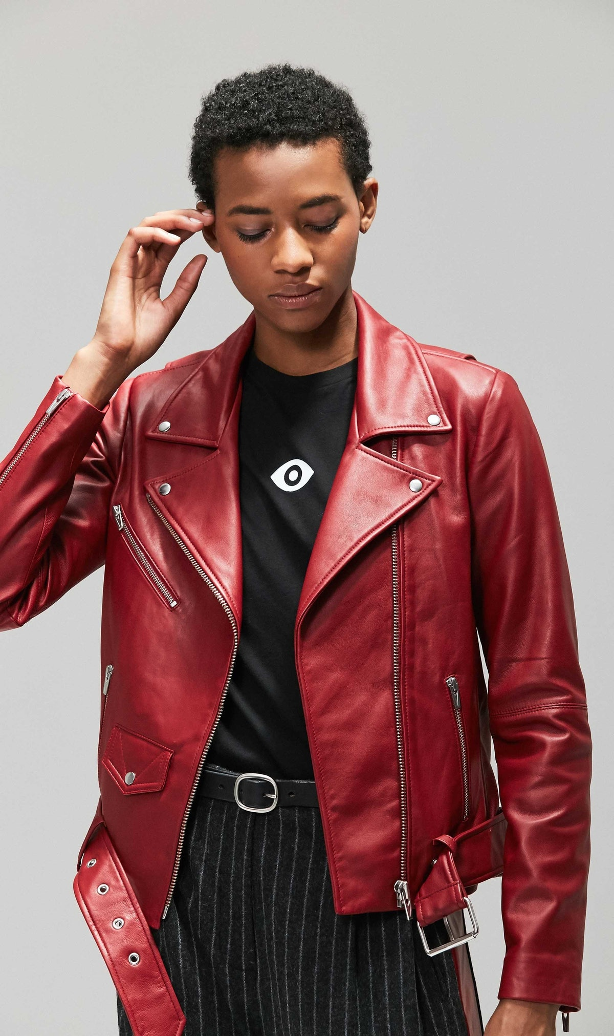 Jayne Smooth Jacket