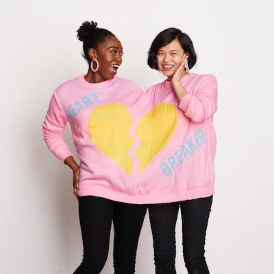Double-Header Sweater