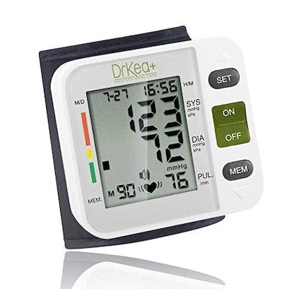 Automatic Blood Pressure Cuff Monitor