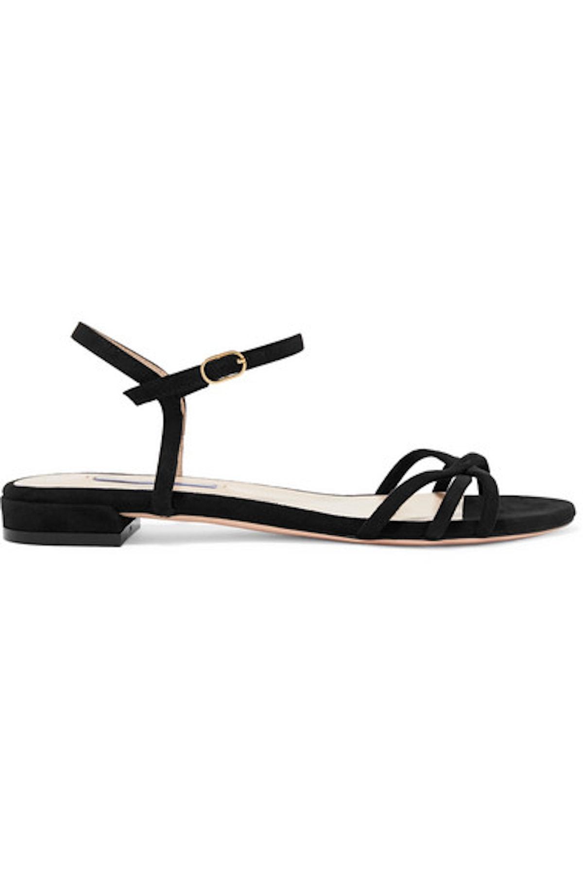 Starla Suede Sandals
