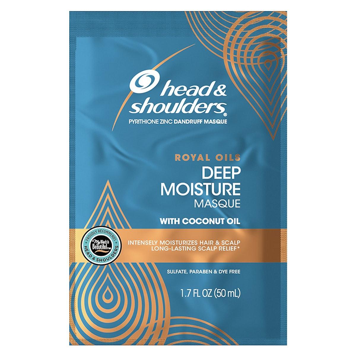 Royal Oils Deep Moisture Masque Conditioner