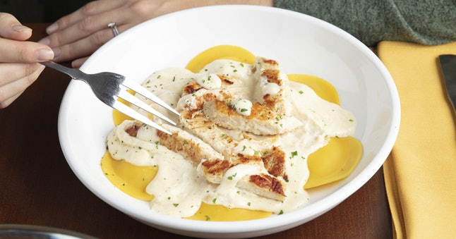 Menu For Olive Garden: Olive Garden Has Never Ending Stuffed Pastas In 4 Flavors
