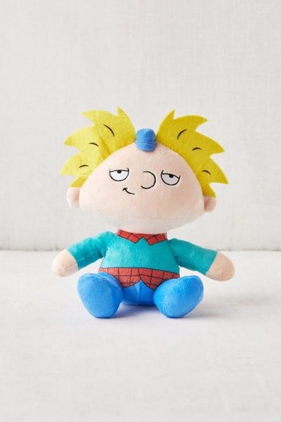Nickelodeon Stuffed Character Plushie—Arnold