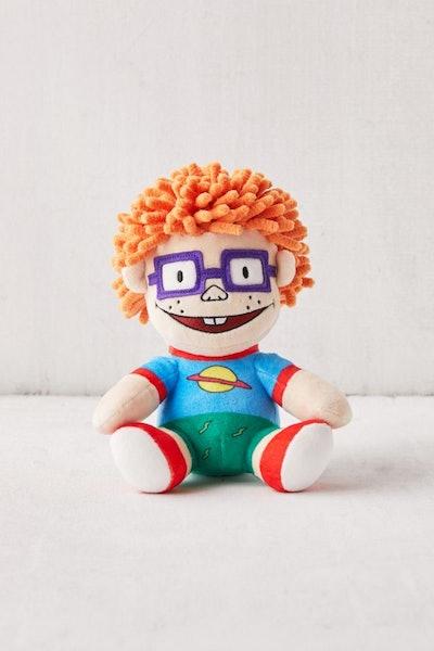 Nickelodeon Stuffed Character Plushie— Chuckie