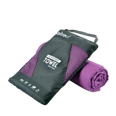 Rainleaf Microfiber Towel (Sizes XS-XXL)