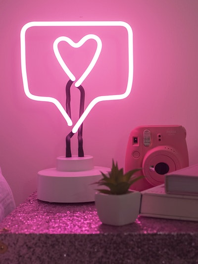 """Like"" Neon Light"