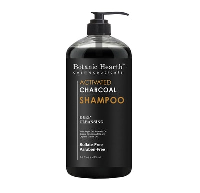 Botanic Hearth Activated Charcoal Shampoo
