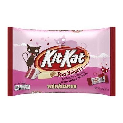 Red Velvet Kit Kat