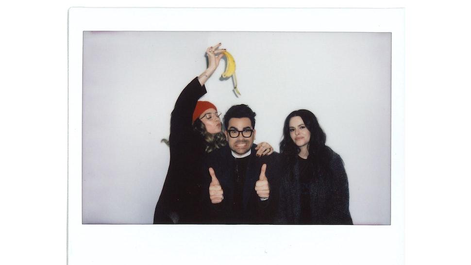 Schitt's Creek' Stars Dan Levy, Annie Murphy & Emily