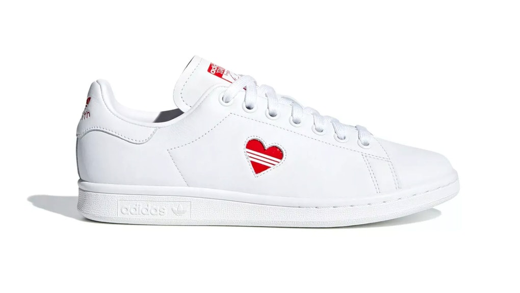 Adidas  Valentine s Day Sneakers Will Give You Major Heart Eyes (  Feet!) f7f90daa3