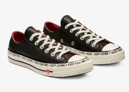 Women's Shoe Converse Chuck 70 Love Graphic Low Top $90