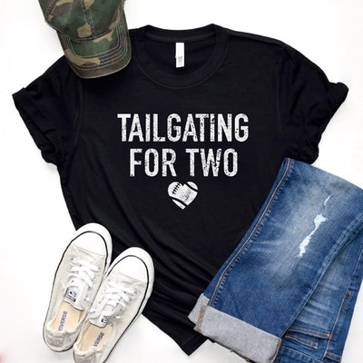 Tailgating for Two Shirt