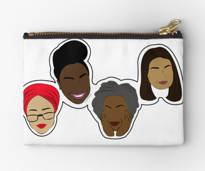 Iconic Female Writers Pouch