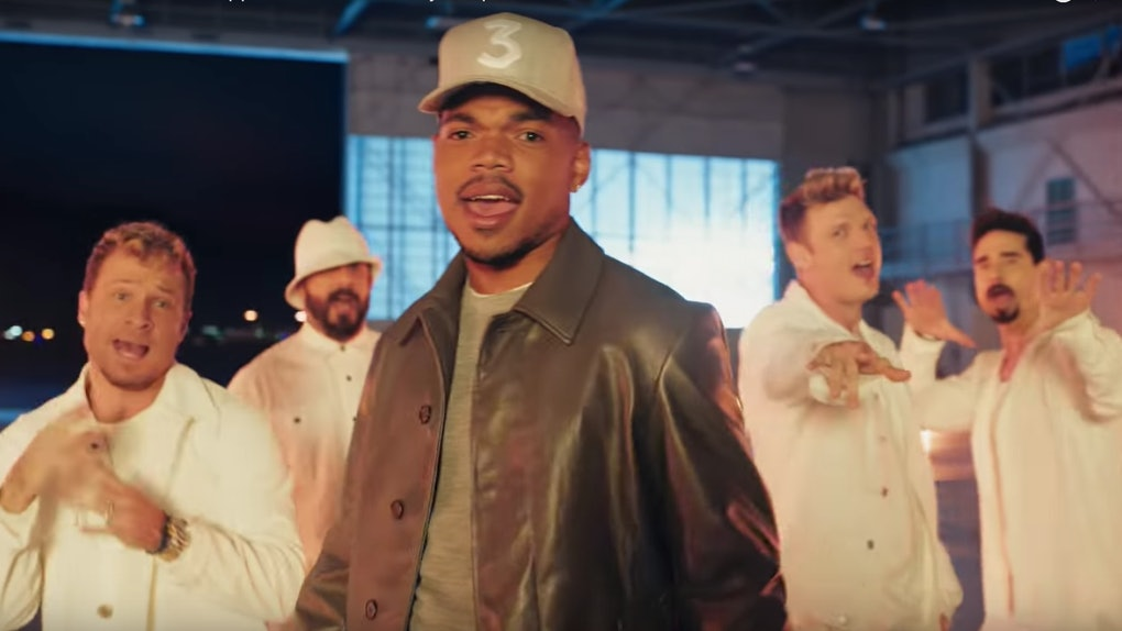 Chance The Rappers Dorito Commercial Lyrics Just Took Flamin Hot