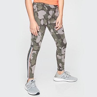 Chit Chat Camo Tight