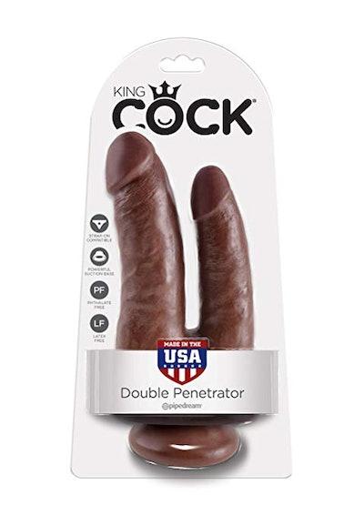 Pipedream King Cock Double Penetrator