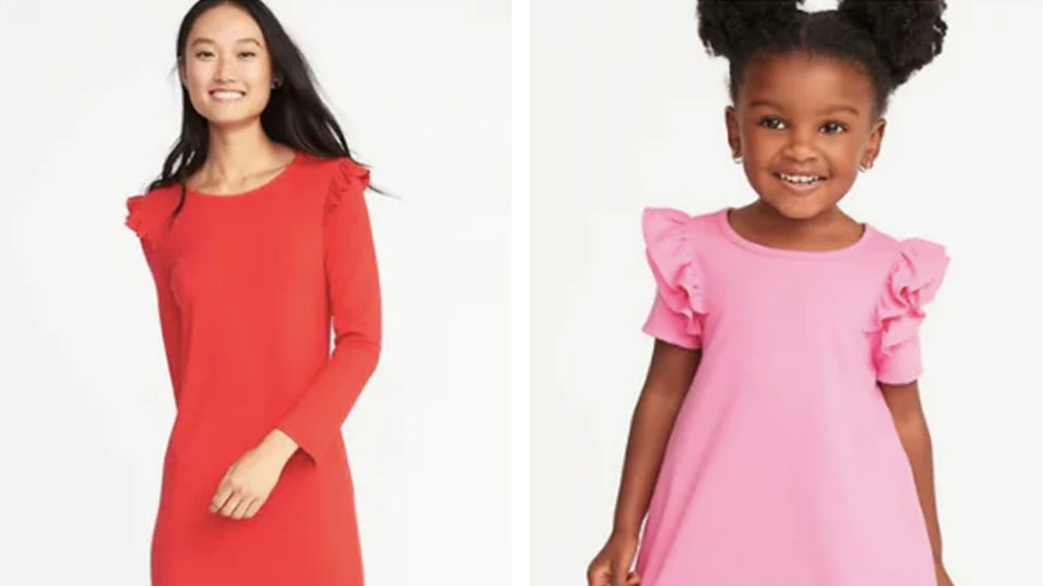 6583a0b29ebd 10 Mommy   Me Valentine s Day 2019 Outfits That Are Sweeter Than A  Heart-Shaped Box Of Candy