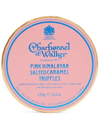 Charbonnel & Walker Pink Himalayan Salted Caramel Truffles